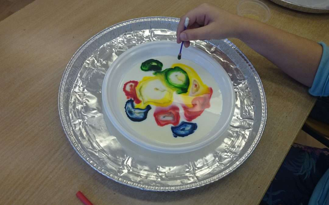 """13.02 – """"Tajemnice wody"""", zajęcia zeksperymentami dla dzieci 6-9 lat"""