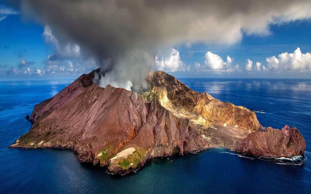 W świecie wulkanów, zajęcia z eksperymentami dla dzieci 5-10 lat