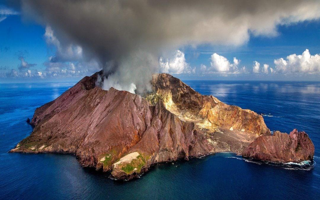 W świecie wulkanów